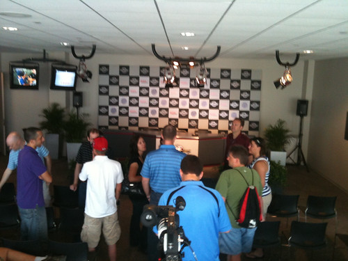 Indy 500 Blogger Forum