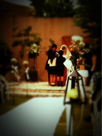 結婚式なうなう