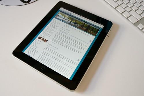 iPad-inn minn