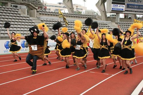 CDMGE 2010 - Les pompoms au RDV