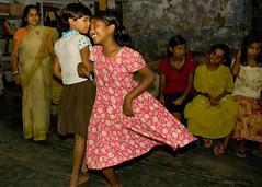 Dancing to Punjabi Pop