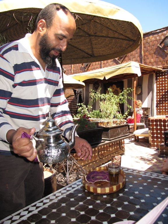 BEST PLACE TO STAY IN MARRAKECH-RIAD DAR NAJAT