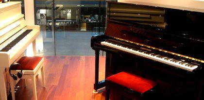 Klaviere / Pianos