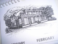 fairfield house (EyecatchersNZ) Tags: penink historichouses eyecatchers penandinkdrawings windinthewillow nelsonhouses newzealandhouses