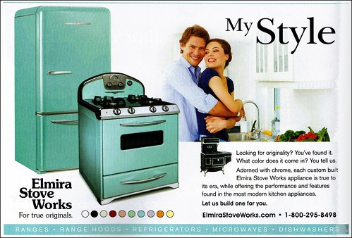 elmira stove works elle decor ad