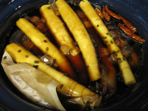 bamboo shoot stew