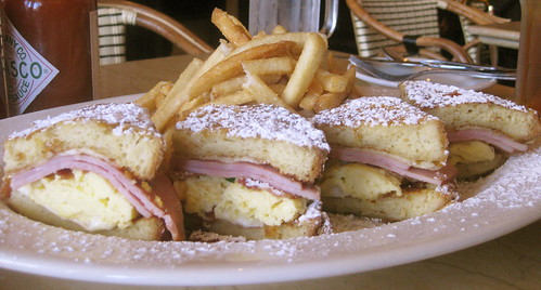 Cheesecake Factory - Monte Cristo