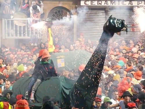 La Patum 2010