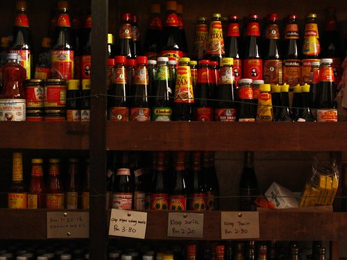 IMG_8559 Sauces in a Sundry Shop