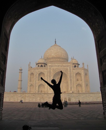 Taj Mahal & Ash