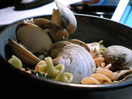 Clams and Pasta - We're Not Much More Than Anything..