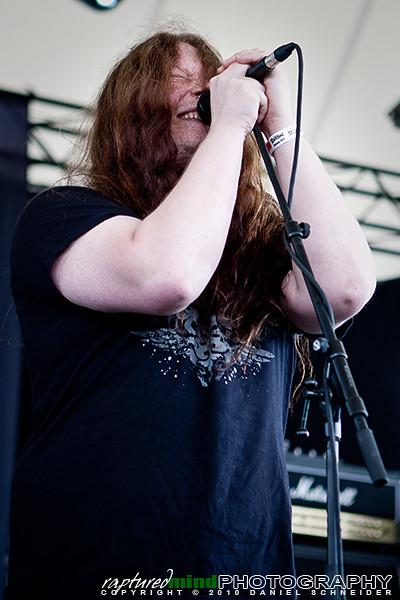 Jonas Renkse - Katatonia - Rock Hard Festival 2010 - rhf2010