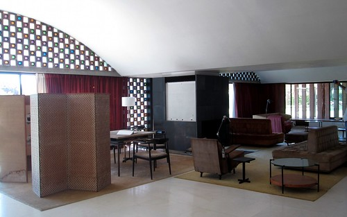 La Ricarda, sala de audiciones - Chole.