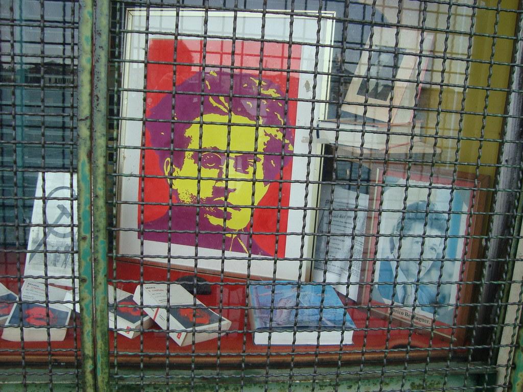 Marx on Giudecca, Venezia