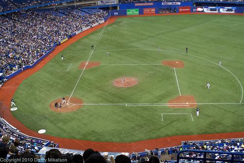 A pitch