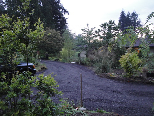 Mid Driveway