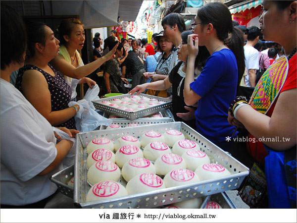 【2010香港節慶年 】香港節慶盛事~長洲太平清醮包山節(上)28