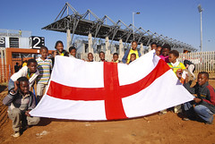 Adopting England for the World Cup