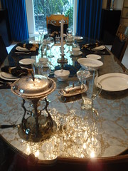 graceland dining room tabletop