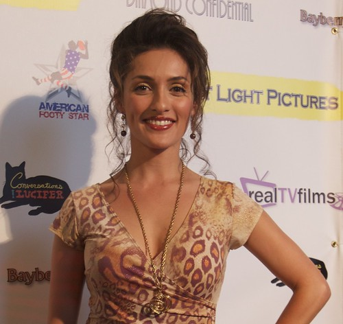Mirelly Taylor, Summer Night of Short Films, Egyptian Theatre, Hollywood