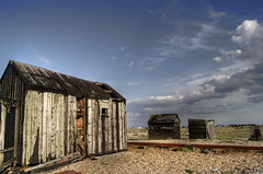 No trains today (mike matthews) Tags: wood england train kent shed dungeness
