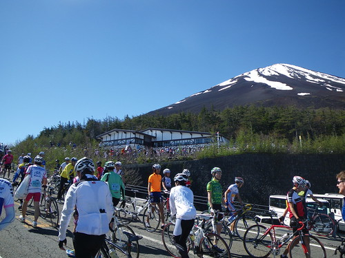 7th Mt.Fuji Hill Crimb