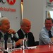 Cereals 2010: HSBC 100 Thoughts. Chairman John Humphrys, HSBC senior economist Mark Berrisford-Smith and NFU President Peter Kendall handle a left-field question.