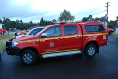 Nsw Fire Brigades Senior Instructor Vehicle (Rossco ( Image Focus Australia )) Tags: nswfb newsouthwalesfirebrigades nswfirebrigades rossbeckley