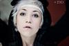 #190 Ishotmyself (DayDwam) Tags: bear selfportrait hoodie autoportrait piercing 365 headband ism selfshot whitehair ishotmyself dwam daydwam