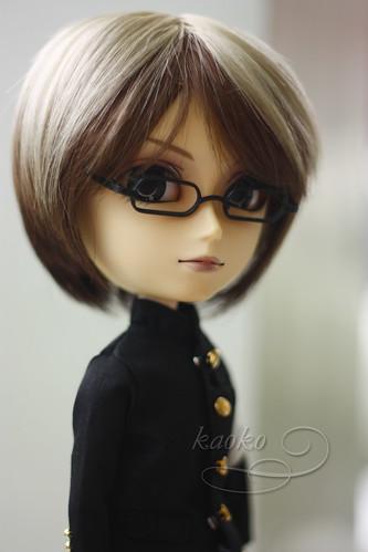 Seiji wearing a Gakuran