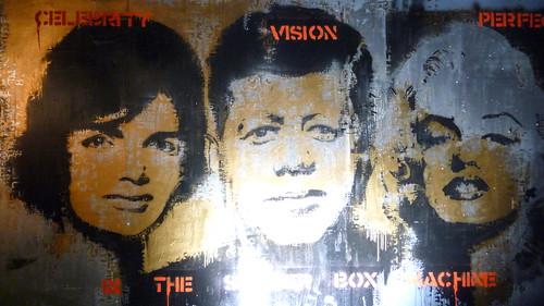 Scandal mural