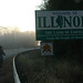 Illinois State Border