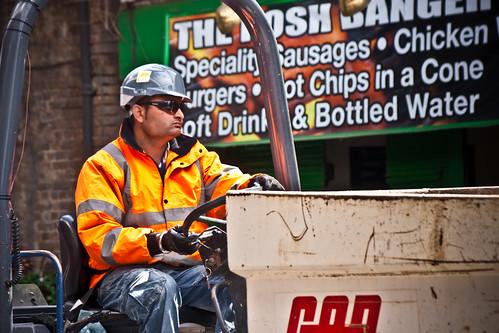 Building Site Driver