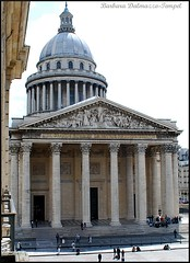 Panthon (Barbara DALMAZZO-TEMPEL) Tags: paris france universit panthon quartierlatin louisxv