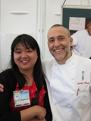 Michel Roux Junior and me