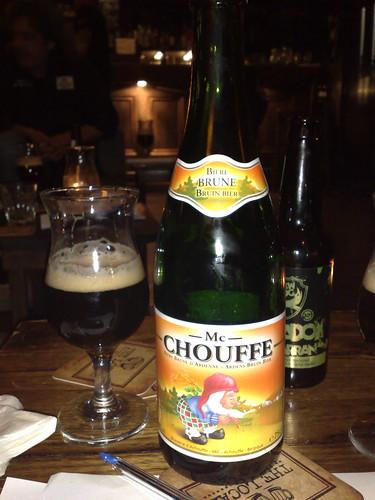 Brasserie d'Achouffe McChouffe