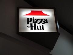 vintage Pizza Hut sign (University Mall) (Joe Architect) Tags: 2010 blacksburg virginia va retail mall universitymall sign pizzahut favorites yourfavorites signs joesgreatesthits myfavorites