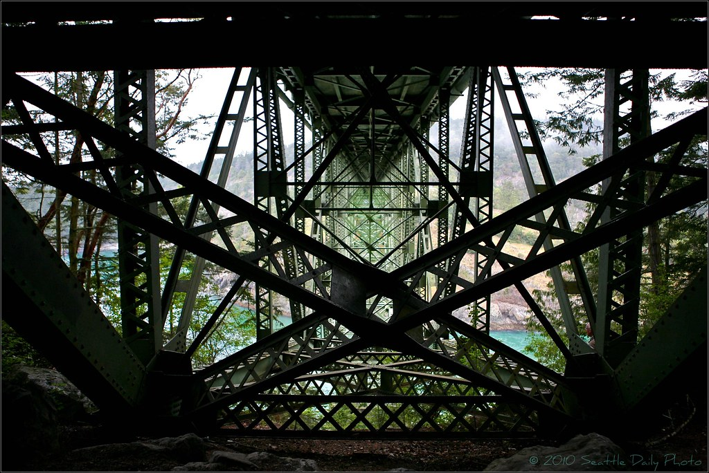 Sunday Bridge Series #11:  Deception Pass Bridge