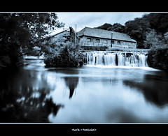 Mais qui a retir le bouchon?!!!!!!! [EXPLORED] (keoch (Very Busy)) Tags: longexposure france water nikon eau long exposure 24mm nikkor amiens cyanotype pos picardie hoya somme cluse longue nd400 poselongue d700 prouzel