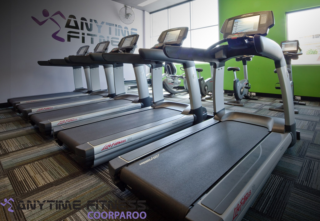Anytime Fitness Coorparoo Life Fitness 95T Engage