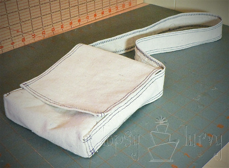 canvas satchel tutorial finished