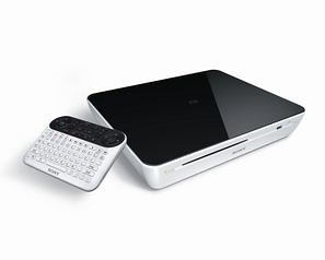 Sony Blu-ray Disc Player NSZ-GT1