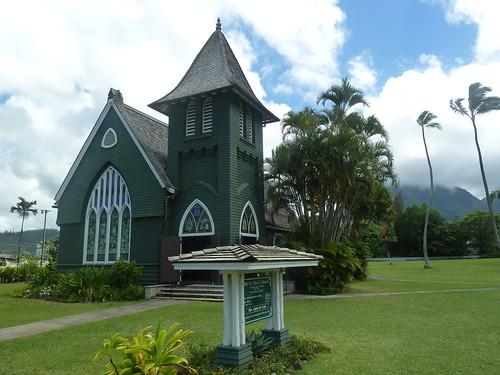 Waioli Hui'ia Church