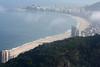 Praia de Copacabana (vista do Corcovado) (Johnny Photofucker) Tags: praia beach rio riodejaneiro rj janeiro corcovado copacabana sugarloaf pãodeaçucar spiaggia