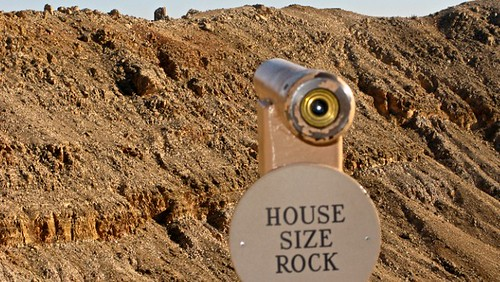 House Size Rock
