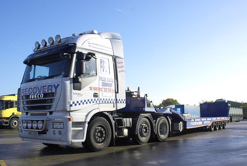 Iveco Stralis 560. Iveco Stralis Active Space