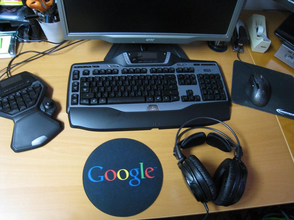 Logitech Desk