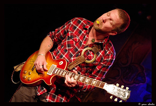 Devon Allman's Honeytribe @ Le Réservoir. Paris 2010