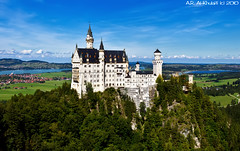 Clasecal destination - Neuschwanstein Castle (Germany) (arfromqatar) Tags: qatar  arfromqatar