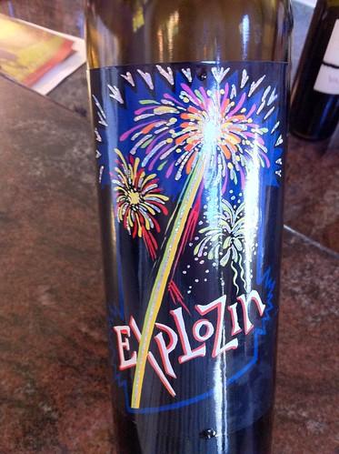 Bottle: van Ruiten: Explozin